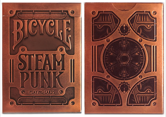 스팀펑크덱(SteamPunk Plaing Cards)